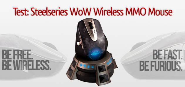Test: Steelseries WoW Wireless