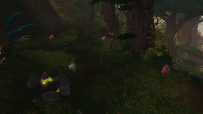 Gorge aux Gorilles